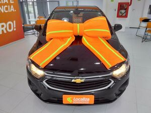 Chevrolet Onix 1.0 LT 8V Preto 2019