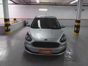Ford KA 1.0 Tivct SE 12V Prata 2020