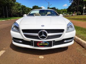 MERCEDES-BENZ SLK 250 1.8 CGI TURBO Branco 2014