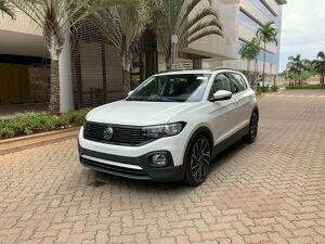 Volkswagen T-cross 1.0 200 TSI Sense Branco 2021