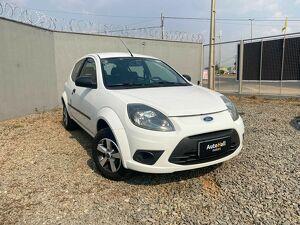 Ford KA 1.0 8V Branco 2013