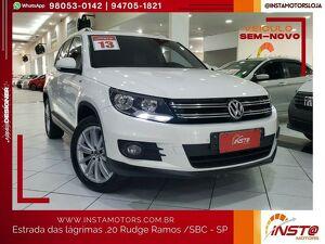 Volkswagen Tiguan 2.0 TSI R-line Branco 2013