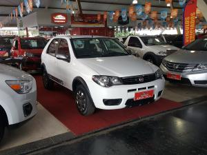 FIAT PALIO 1.0 FIRE WAY 8V Branco 2017