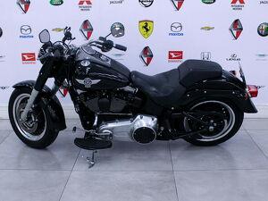 Harley-davidson Softail - Fat boy Special Preto 2014