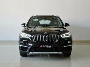 BMW X1 2.0 20I X-line Sdrive Turbo Preto 2019