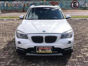 BMW X1 2.0 20I Sdrive Turbo Branco 2014