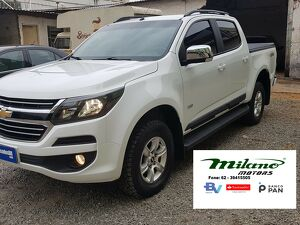 CHEVROLET S10 2.8 LT 16V TURBO Branco 2018
