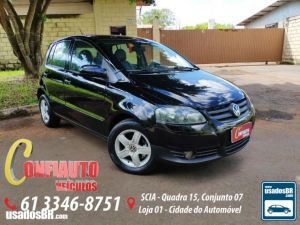 VOLKSWAGEN FOX 1.6 PLUS Prata 2007
