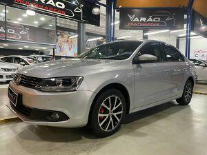 Volkswagen Jetta 2.0 Comfortline Prata 2012