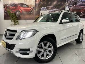 Mercedes-benz GLK 220 2.1 CDI Branco 2013