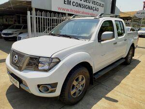 Nissan Frontier 2.5 SV Attack Branco 2016