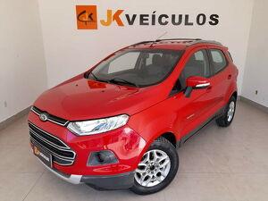 Ford Ecosport 1.6 SE 16V Vermelho 2014