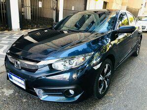 Honda Civic 2.0 EXL Azul 2019