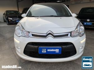 CITROËN C3 1.6 EXCLUSIVE Branco 2019