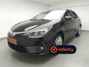 Toyota Corolla 2.0 XEI Marrom 2018