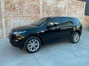 Land Rover Discovery Sport 2.0 HSE SI4 Preto 2015