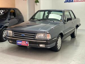 Ford Del Rey 1.6 Ghia Cinza 1987