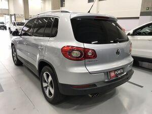 Volkswagen Tiguan 2.0 TSI Prata 2010