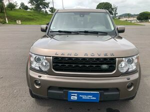 Land Rover Discovery 3.0 First Edition Supercharger SI6  V6 Cinza 2013