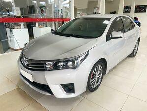 Toyota Corolla 1.8 Prata 2017