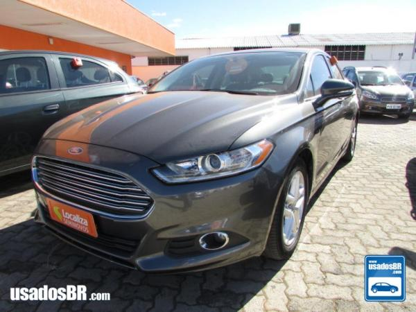 Foto do veiculo FORD FUSION 2.5 16V Cinza 2015
