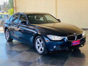 BMW 320i 2.0 Turbo Azul 2013