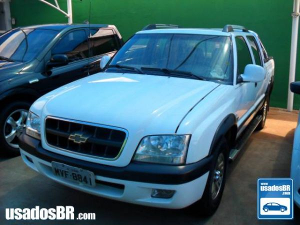 CHEVROLET S10 2.8 DLX 12V TURBO Branco 2003