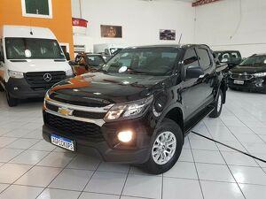 Chevrolet S10 2.5 LT 16V Preto 2021