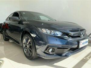 Honda Civic 2.0 EXL Azul 2020