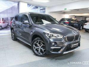 BMW X1 2.0 S20I Activeflex Cinza 2019