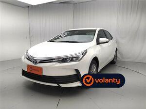 Toyota Corolla 1.8 GLI Upper Branco 2019