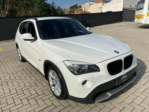 BMW X1 2.0 18I Branco 2011