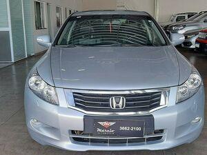 HONDA ACCORD 3.5 EX-L V6 Prata 2009