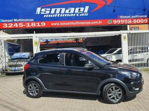Ford KA 1.5 Tivct Freestyle Preto 2020