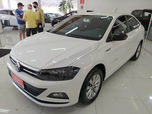 Volkswagen Virtus 1.6 MSI Branco 2020