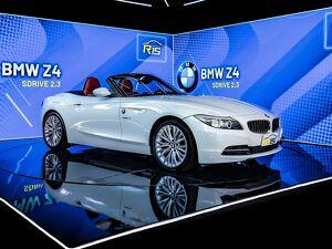 BMW Z4 2.5 23I Roadster Branco 2010