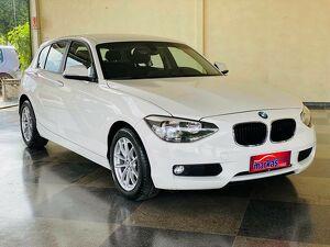 BMW 118i 1.6 Turbo Branco 2014