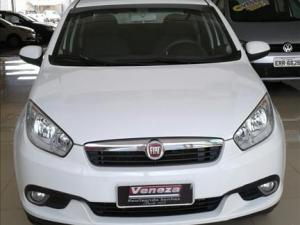 FIAT GRAND SIENA 1.4 ATTRACTIVE 8V Branco 2014
