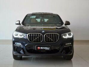 BMW X4 3.0 M Sport Turbo Preto 2020