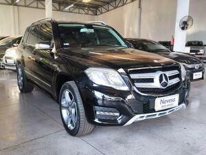 Mercedes-benz GLK 220 2.1 CDI Preto 2014