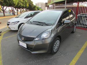 HONDA FIT 1.4 CX Cinza 2014
