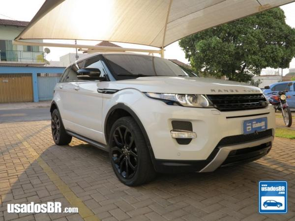 LAND ROVER RANGE ROVER EVOQUE 2.0 DYNAMIC Branco 2013