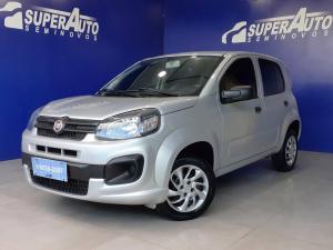 FIAT UNO 1.0 FIREFLY DRIVE Prata 2018