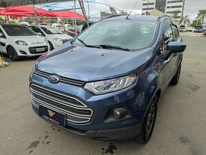 Ford Ecosport 1.6 Freestyle Azul 2014