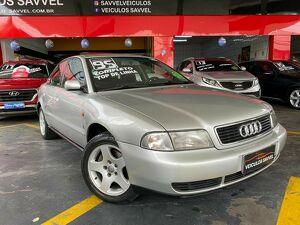 Audi A4 2.8 V6 Prata 1995