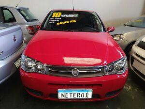 Fiat Palio 1.0 Attractive 8V Vermelho 2010