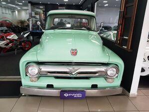 Ford F-100 3.6 Super Verde 1961