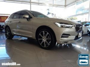 VOLVO XC60 2.0 T5 INSCRIPTION Bege 2019
