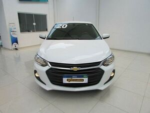 CHEVROLET ONIX 1.0 TURBO PLUS LTZ Branco 2020