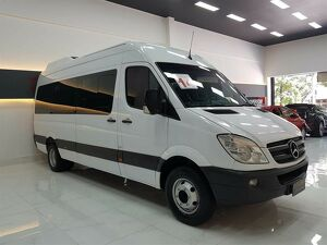 Mercedes-benz Sprinter 2.2 515 Van Branco 2014